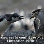 Désamorcer un conflit